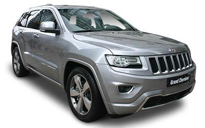 LLD JEEP Grand Cherokee 5p SUV 3.0 CRD V6 Limited