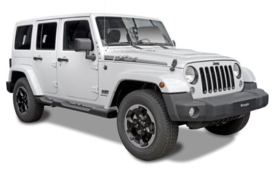 LLD JEEP Wrangler Unlimited 4p SUV 2.8 CRD Sport