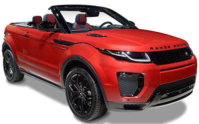 land rover range rover evoque cabriolet 2p suv lld et leasing arval. Black Bedroom Furniture Sets. Home Design Ideas