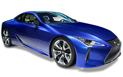 LLD LEXUS LC 2p Coupé 3.5 V6 LC 500H EXECUTIVE