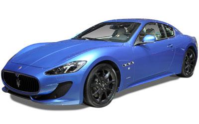 LLD MASERATI GranTurismo 2p Coupé 4.7 V8 SPORT AUTO