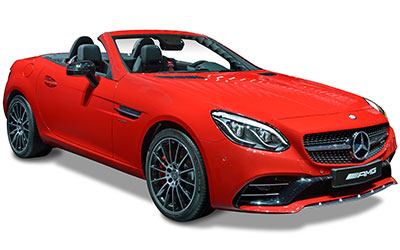 LLD MERCEDES-BENZ SLC 2p Roadster SLC 180