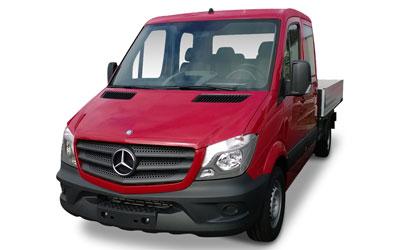 LLD MERCEDES-BENZ Sprinter Benne VU 2p Plateau 514 CDI 37 3.5T CIF 3500