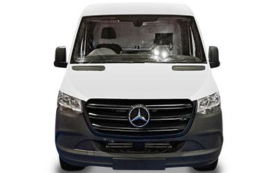LLD MERCEDES-BENZ Sprinter VU 4p Fourgon 211 CDI traction Emp 3259 3T