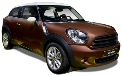 LLD MINI Paceman 3p Crossover Cooper SD Finition JCW 143 ch BVM6