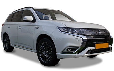 LLD MITSUBISHI Outlander PHEV 5p SUV Phev Twin Motor 4WD Invite MY19