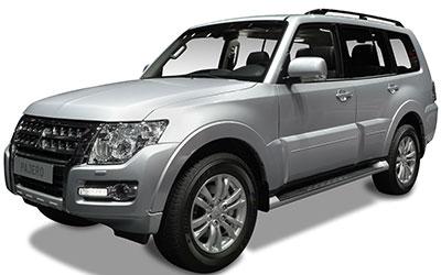 LLD MITSUBISHI Pajero 5p SUV 3.2 DI-D Invite BVA Euro6 MY16