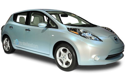 LLD NISSAN LEAF 5p Berline 109ch 30kWh Black Edition MY17