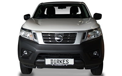 LLD NISSAN NAVARA VU 4p Châssis double cabine King-Cab Chassis-Cab 2.3 dCi 160 VISIA