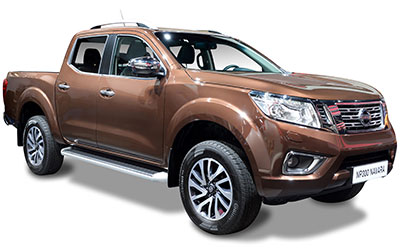 LLD NISSAN Navara 4p Plateau double cabine Double-Cab 2.3 dCi 160 ACENTA