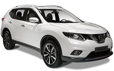 LLD NISSAN X-TRAIL 5p Crossover dCi 130 ALL MODE 4x4-i N-CONNECTA 7PL
