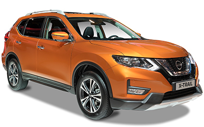 LLD NISSAN X-TRAIL 5p Crossover DIG-T 163 VISIA