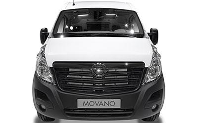 LLD OPEL Movano Grand Volume VU 3p Châssis cabine / coffre 2.3CDTI 130 L3 H1 3.5T FWD