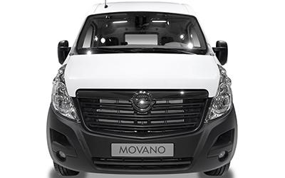 LLD OPEL Movano VU 2p Plancher cabine 2.3CDTI 110 L2 H2 3.5T TRACTION