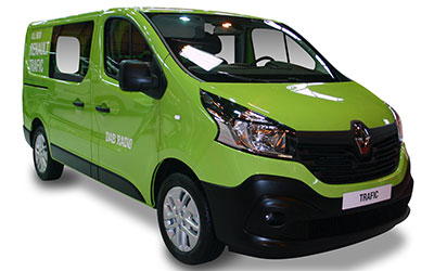 LLD RENAULT Trafic 4p Combi Life L1 dCi 95 S&S - 18 - 8 places