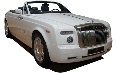 LLD ROLLS-ROYCE Phantom 2p Cabriolet Coupé