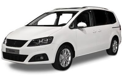 LLD SEAT Alhambra 5p Monospace (MPV) 2.0 TDI 150 S/S Reference