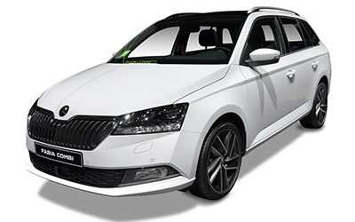 LLD SKODA Fabia Combi 5p Break 1.0 TSI 95 BUSINESS