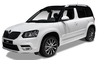 skoda yeti 5p suv location longue dur e leasing pour les. Black Bedroom Furniture Sets. Home Design Ideas