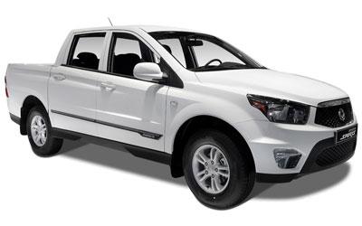 LLD SSANGYONG Actyon Sports 4p Pick-up 2.2 E-XDI 4WD