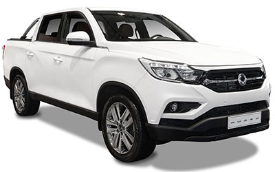 LLD SSANGYONG Musso 4p Pick-up 2.2 E-XDI 2WD Sport
