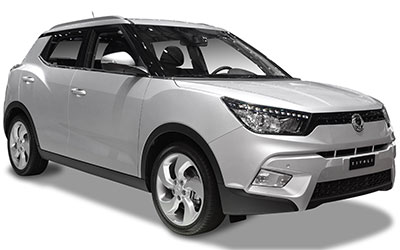 LLD SSANGYONG Tivoli 5p SUV 160 e-XDi 2WD M/T Urban +