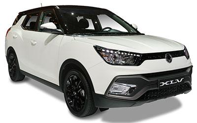 LLD SSANGYONG Tivoli xlv 5p SUV 160 e-XDi 2WD M/T Sport Bi-Ton
