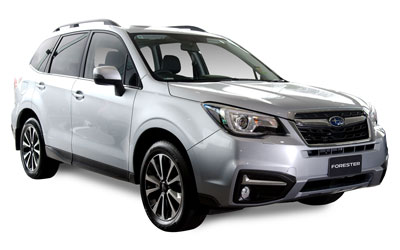 LLD SUBARU Forester 5p SUV 2.0I 4WD Luxury Lineartronic