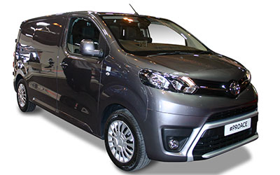 LLD TOYOTA Proace VU 5p Fourgon MEDIUM DOUBLE CAB 120 D-4D ACTIVE