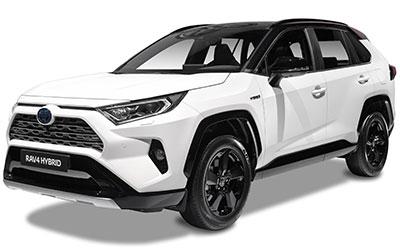 LLD TOYOTA RAV4 Hybride 5p SUV 2WD Tendance