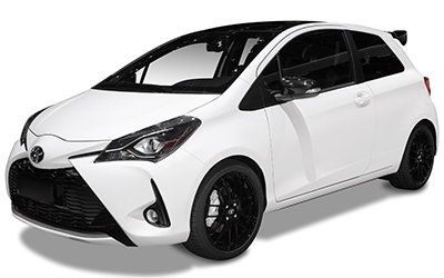 toyota yaris 3p berline location longue dur e leasing pour les pros arval. Black Bedroom Furniture Sets. Home Design Ideas