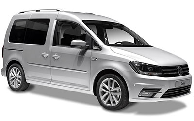 volkswagen caddy 4p monovolume location longue dur e leasing pour les pros arval. Black Bedroom Furniture Sets. Home Design Ideas