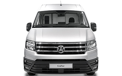 LLD VOLKSWAGEN Crafter VU 4p Châssis double cabine 2.0 TDI 102ch L3 Traction