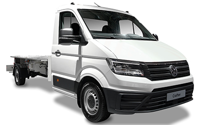 LLD VOLKSWAGEN Crafter VU 2p Châssis cabine 2.0 TDI 102ch L3 Traction