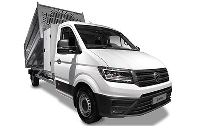 LLD VOLKSWAGEN Crafter VU 2p Pick-up 2.0 TDI 102ch L3 Traction