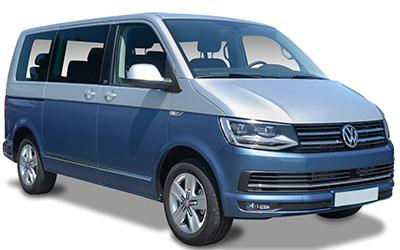 LLD VOLKSWAGEN Multivan 5p Combi 2.0 TDI 114 Carat Court
