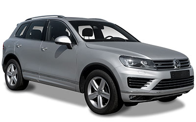 LLD VOLKSWAGEN Touareg 5p SUV 3.0 V6 TDI 204 Tiptronic Carat Exclusive