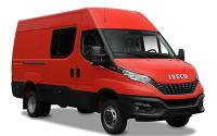 IVECO Daily / 4P / Châssis double cabine