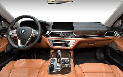 Série 7 Berline / 4P / Berline 740d xDrive 320 ch BVA8 BMW ...