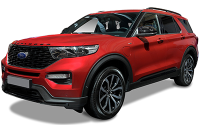 FORD Explorer / 5P / SUV 3.0l EcoBoost 457 ch PHEV St-Line