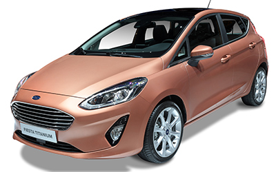 FORD Fiesta / 5P / Crossover 1.0 ECOBOOST 95PS ACTIVE
