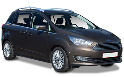 FORD Grand C-Max / 5P / monospace 1.0 EcoBoost 100 ch S&S Trend