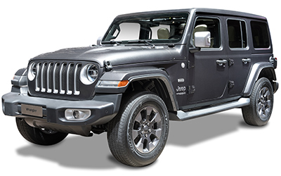 JEEP Wrangler Unlimited / 5P / SUV