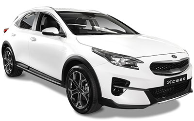 KIA XCeed / 5P / Crossover 1.0 T-GDI 120 ISG MOTION