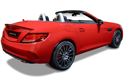 MERCEDES-BENZ SLC / 2P / Roadster