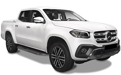 MERCEDES-BENZ Classe X / 4P / Pick-up