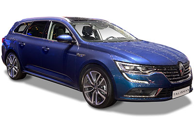 RENAULT Talisman Estate / 5P / Break Zen Blue dCi 150 - 19