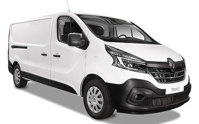 RENAULT Trafic / 4P / Fourgon tôlé Fourgon Conf+ L1H1 1000 Ener dCi 120