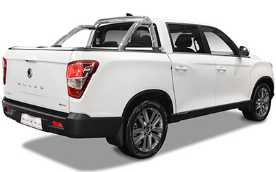 SSANGYONG Musso / 4P / Pick-up