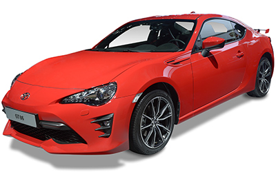 TOYOTA GT86 MC / 2P / Coupé Coupé(SP)